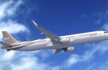 Airbus ACJ321